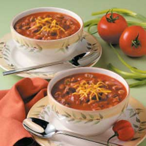 Colony Mountain Chili Recipe