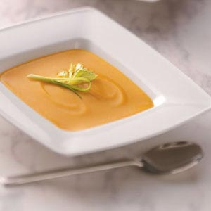 Cream of Butternut Soup Recipe