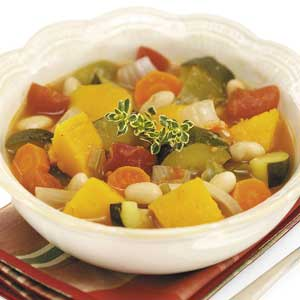 Roasted Vegetable Chili Recipe