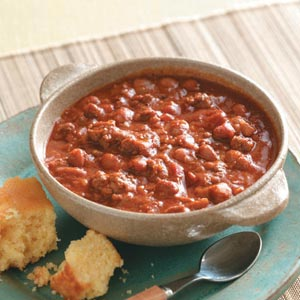 Hearty Tex-Mex Chili Recipe