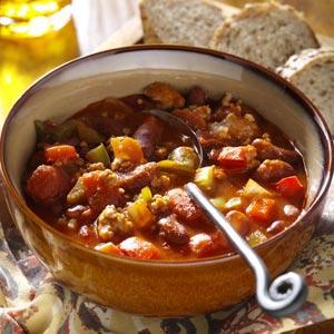 Spicy Pork Chili Recipe
