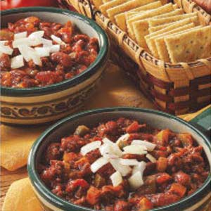 Ground Beef Chili Recipe
