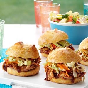 BBQ Chicken Sliders Recipe
