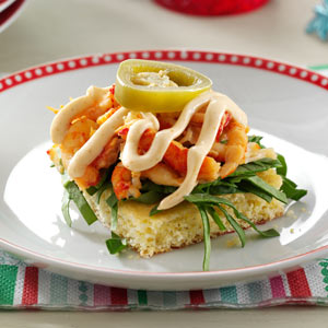 Cajun Crawfish Sliders Recipe