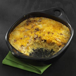 Sweet Onion Spoon Bread Recipe