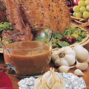 Herb-Rubbed Turkey Recipe