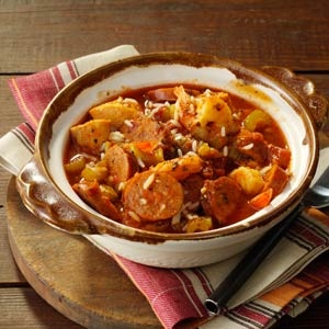 Slow-Cooked Jambalaya Recipe