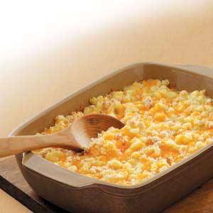 Rich 'n' Cheesy Macaroni Recipe