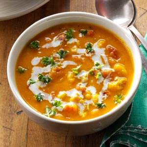 Hearty Butternut Squash Soup Recipe