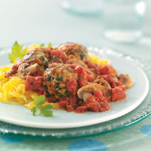 Chicken Florentine Meatballs Recipe