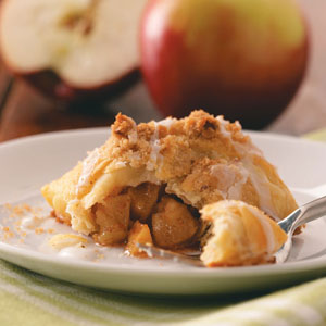 Baked Apple Dumplings Recipe