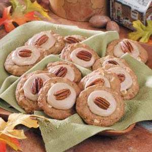 Maple Pecan Cookies Recipe