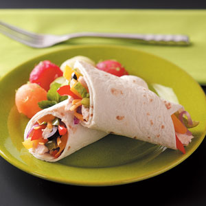 Citrus Chicken Fajitas Recipe