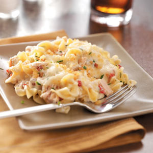 Comforting Tuna Casserole Recipe