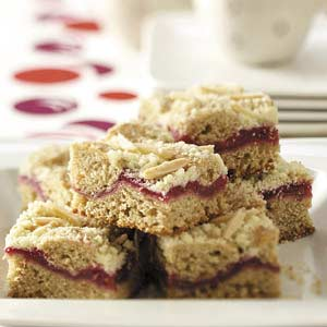 Raspberry Crumb Coffee Cake Recipe