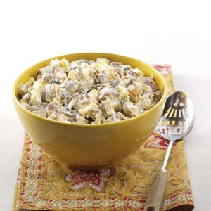 Makeover Loaded Baked Potato Salad Recipe