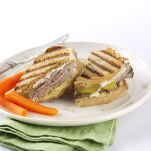 Cuban-Style Pork Sandwiches Recipe