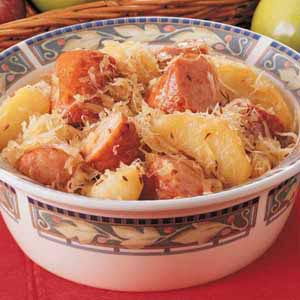 Polish Kraut and Apples Recipe