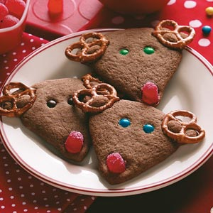 Chocolate Reindeer Recipe