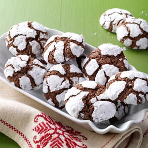 Chipotle Crackle Cookies Recipe