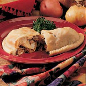 Upper Peninsula Pasties Recipe