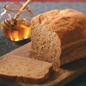 Old-Fashioned Brown Bread Recipe