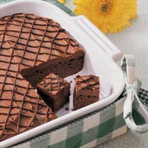 Mocha Truffle Brownies Recipe