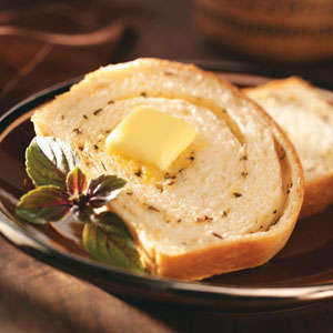 Butter and Herb Loaf Recipe