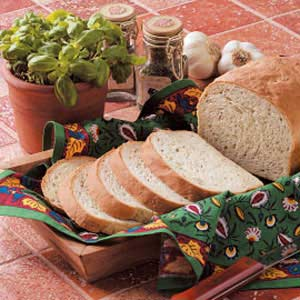 Herb Loaf Recipe