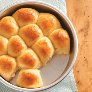 Baker's Dozen Yeast Rolls Recipe