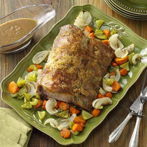 Sunday Pork Roast Recipe