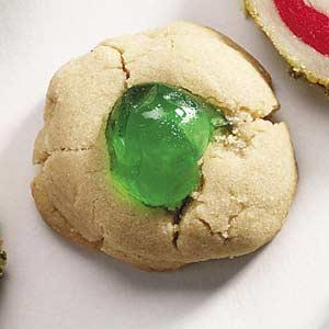 Golden Thumbprints Recipe