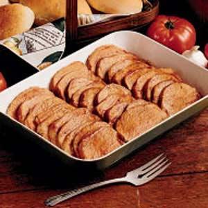 Pork Roast Barbecue Recipe