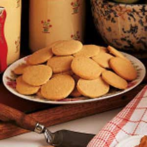 Icebox Cookies Recipe