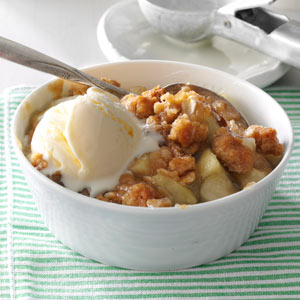 Winning Apple Crisp Recipe
