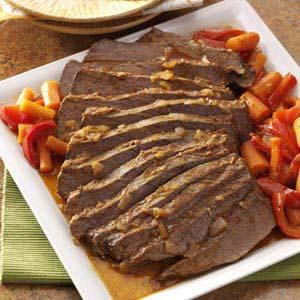 Southwestern Beef Brisket Recipe