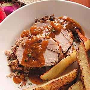 Grandma Edna's Cajun Pork Recipe