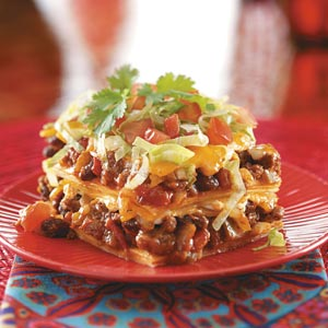 Enchilada Casser-Ole! Recipe