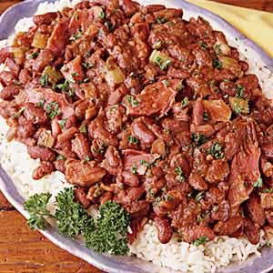 Spicy Red Beans and Rice Recipe
