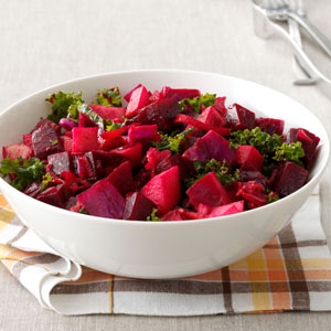 Ruby Red Beet & Apple Salad Recipe