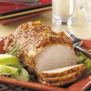 Slow-Cooked Pork Roast Recipe