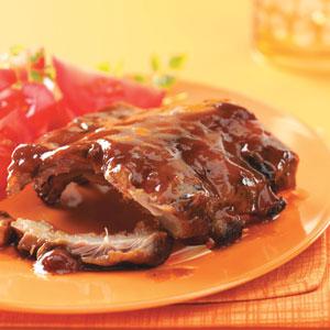 """Secret's in the Sauce"" BBQ Ribs Recipe"