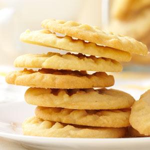 Butter Meltaways Recipe