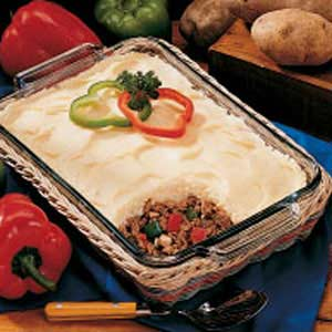 Shepherd's Pie Casserole Recipe