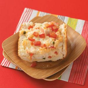 Crab Toast Recipe