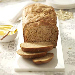 Seeded Whole Grain Loaf Recipe
