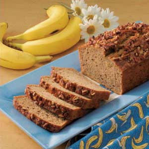 Makeover Banana Nut Bread Recipe