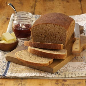Honey Whole Wheat Bread Recipe