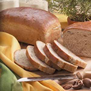 Nutty Rosemary Bread Recipe