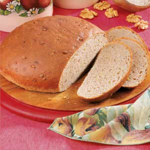 Nutty Whole Wheat Bread Recipe